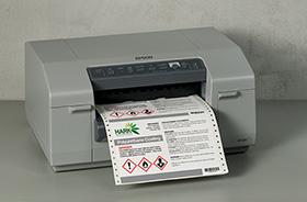 Epson C831 Printer