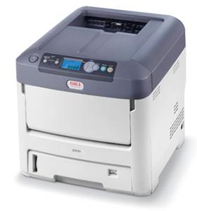 OKI C711 Printer